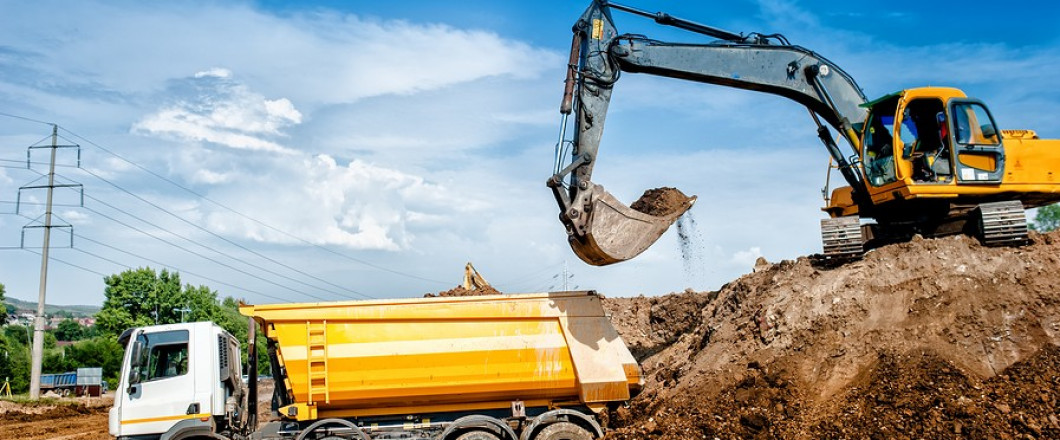 Earth Moving and Excavating Services that are Second to None